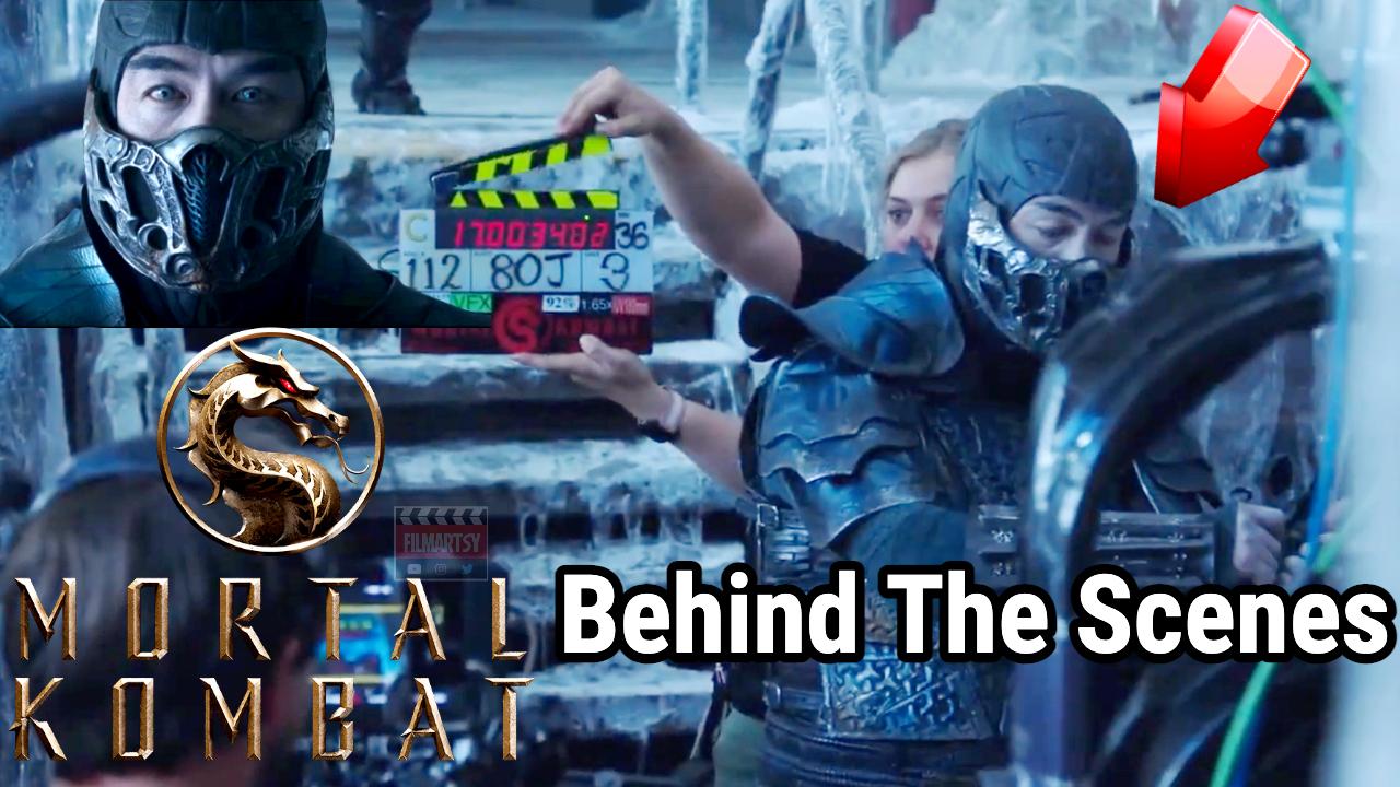 Mortal combat behind the scenes