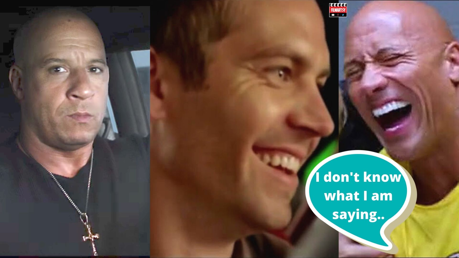 Fast And Furious Cast Bloopers