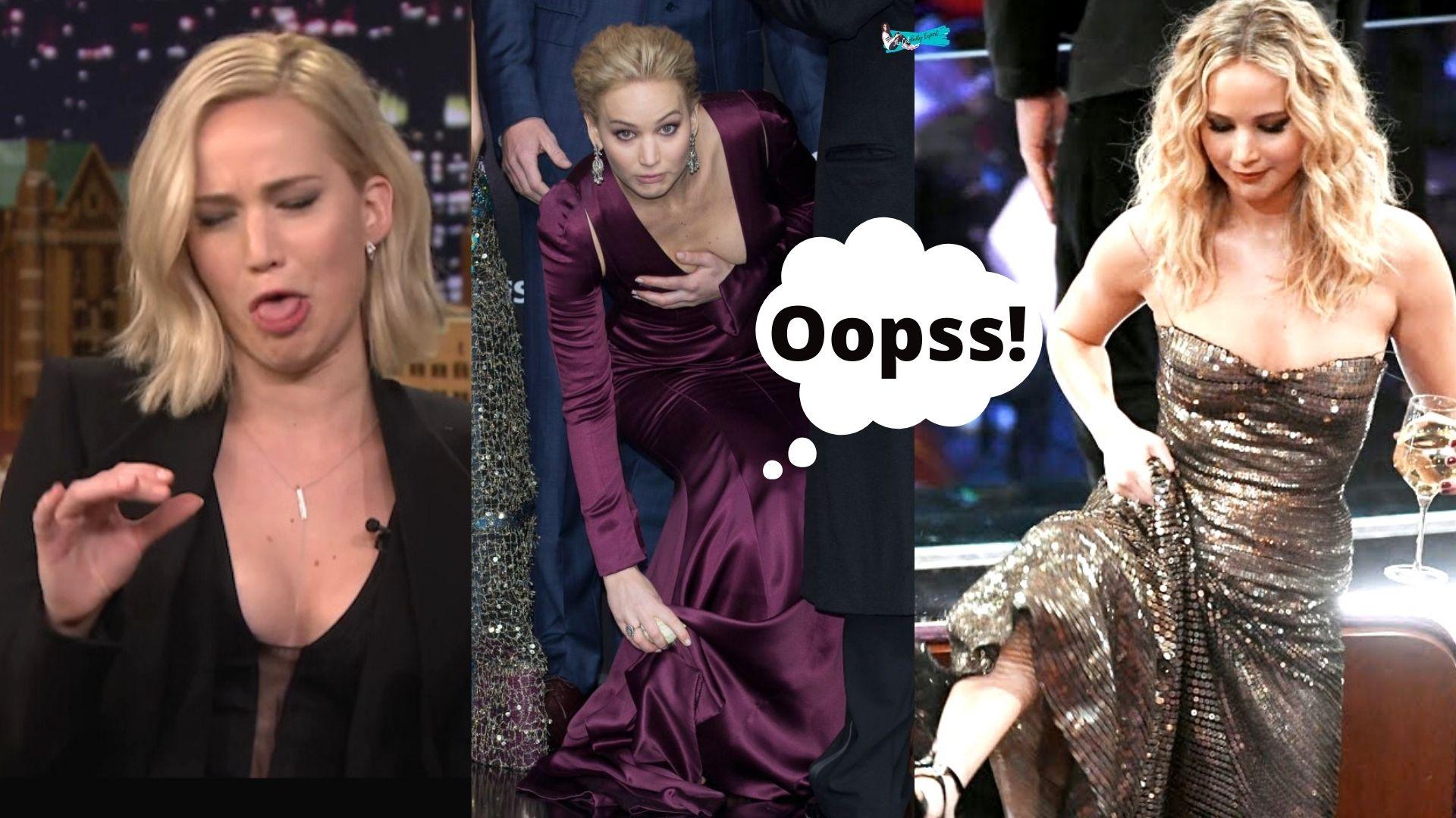 Jennifer Lawrence Embarassing Moments