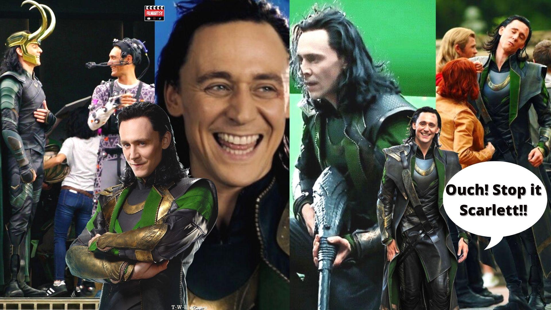 Loki Bloopers And Behind The Scenes