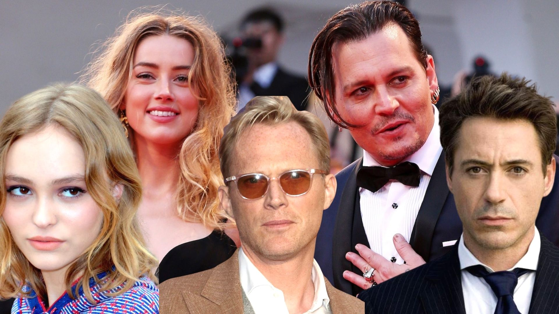 Johnny Depp And Amber Heard Controversy