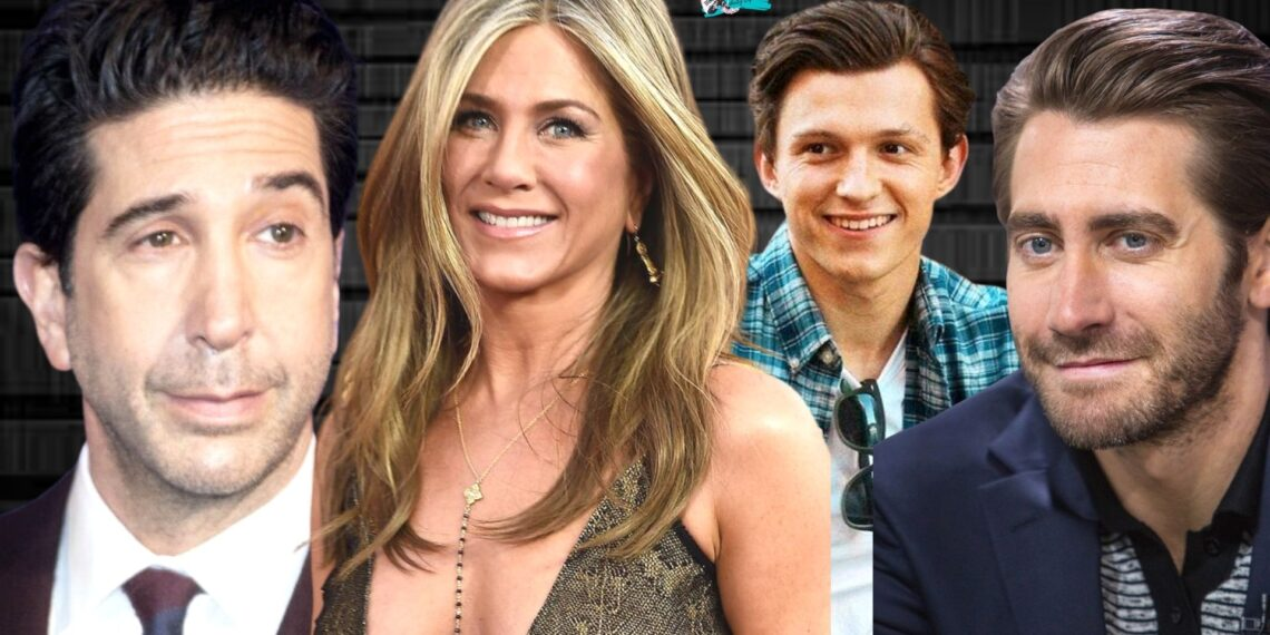 celebrities who have a crush on jennifer aniston