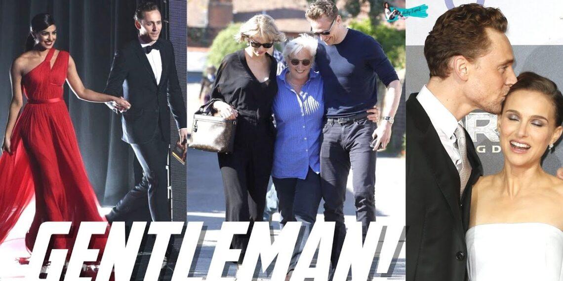 tom hiddleston being a gentleman