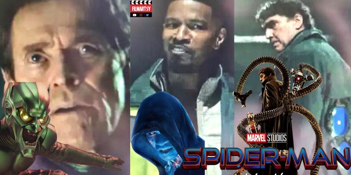 Spiderman ni way home leaked