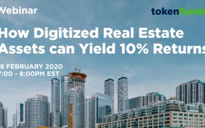 Real Estate Meets Digital Assets on TokenFunder's Leading Investing and Trading Platform