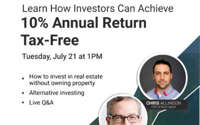 Real Estate Investing Webinar – July 21, 2020