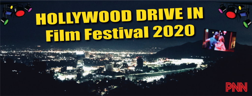 Hollywood drive in film festival