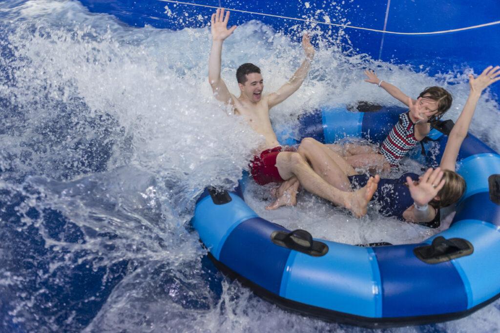 Poconos Water Parks: Celebrate Winter Break in 84 Degrees of Wonderful Wetness