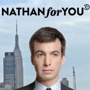 Nathan for You on Hulu