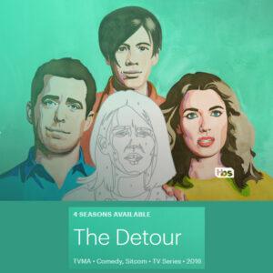 The Detour on Hulu - gtg
