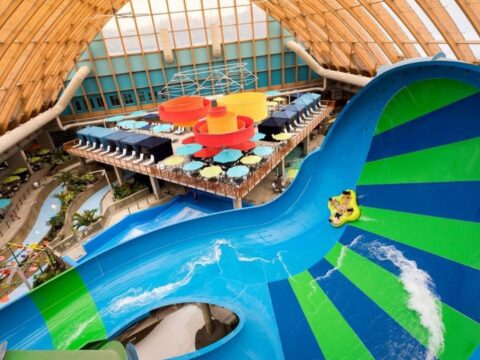 Kartrite Resort & Indoor Water Park: Low-Key Family Fun