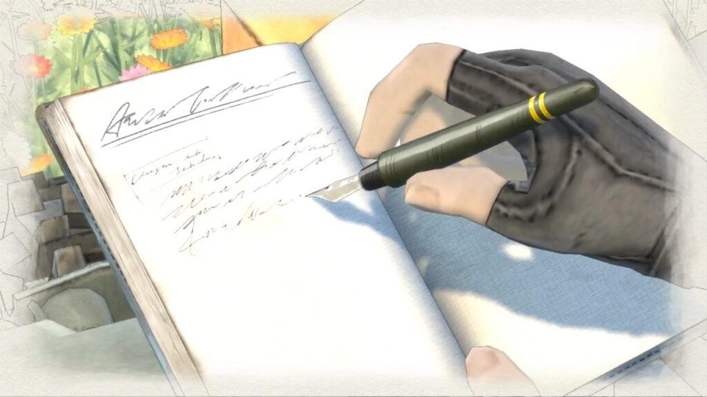 Screenshot of Valkyria Chronicles 4