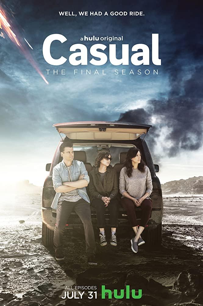 Hulu TV Show Casual promo photo