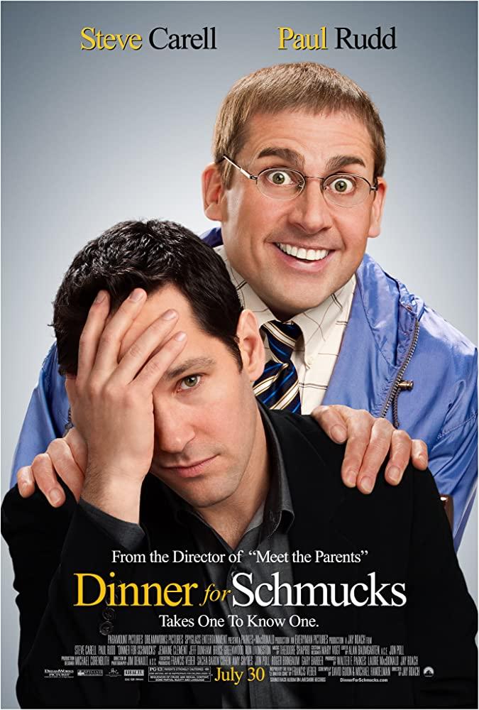Dinner for schmucks movie promo pic