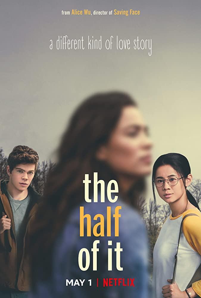 The Half of it 2020 Netflix Movie Promo Pic