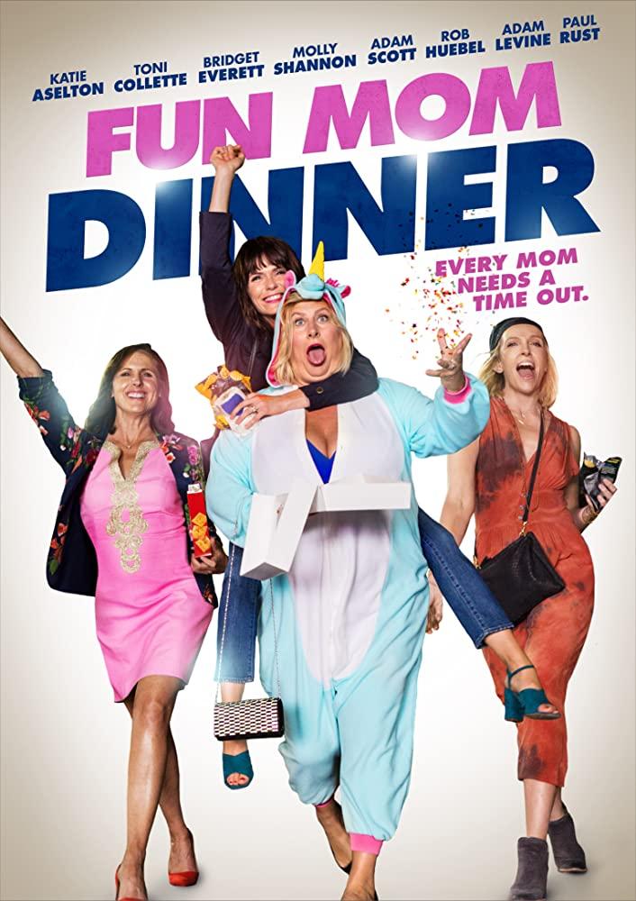 fun mom dinner movie promo pic