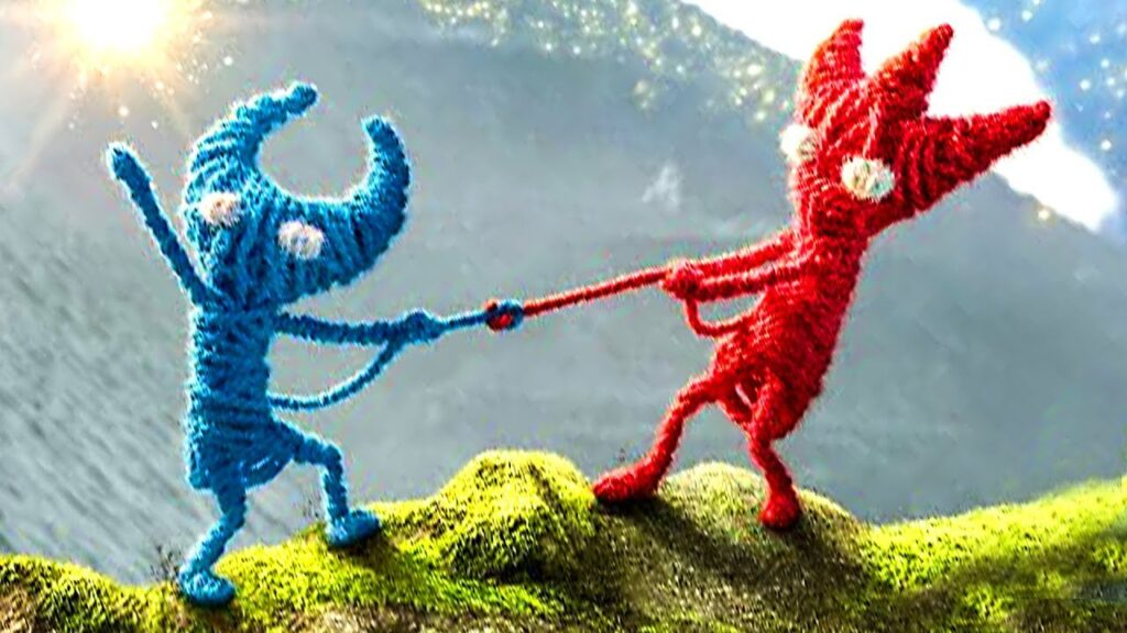Yarnys from Unravel 2