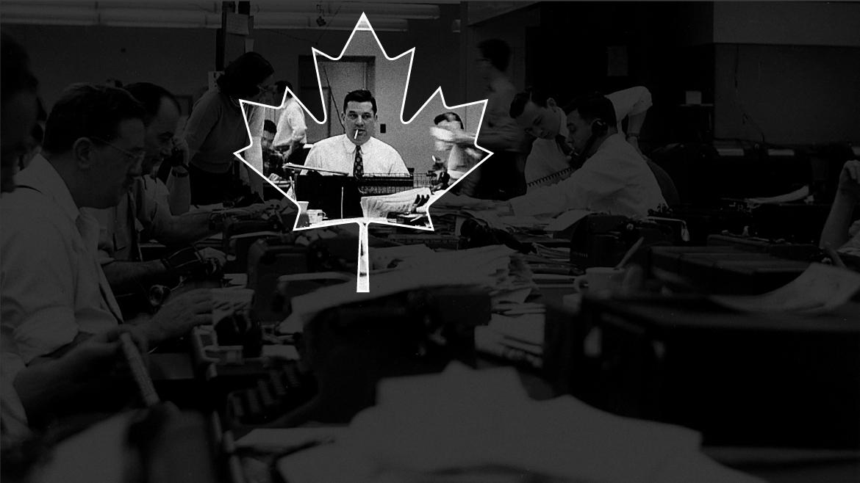 canadian media