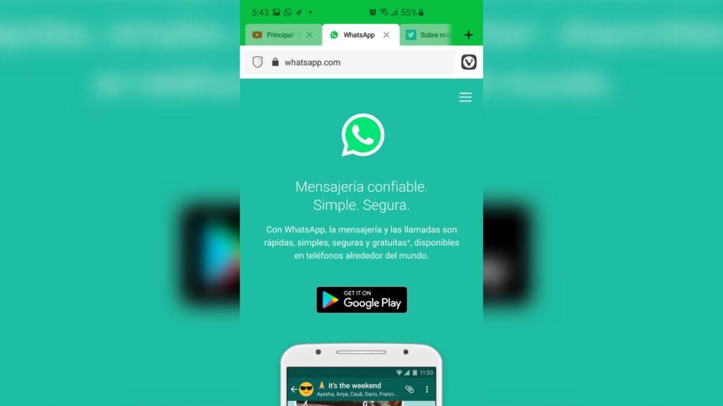 Aprende a usar el navegador camuflaje, app recomendada de la lista Nuevas Aplicaciones Android