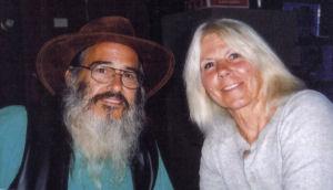 Debbie and Tom