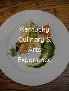 Kentucky Culinary & Arts Experience Package at Camp Bespoke