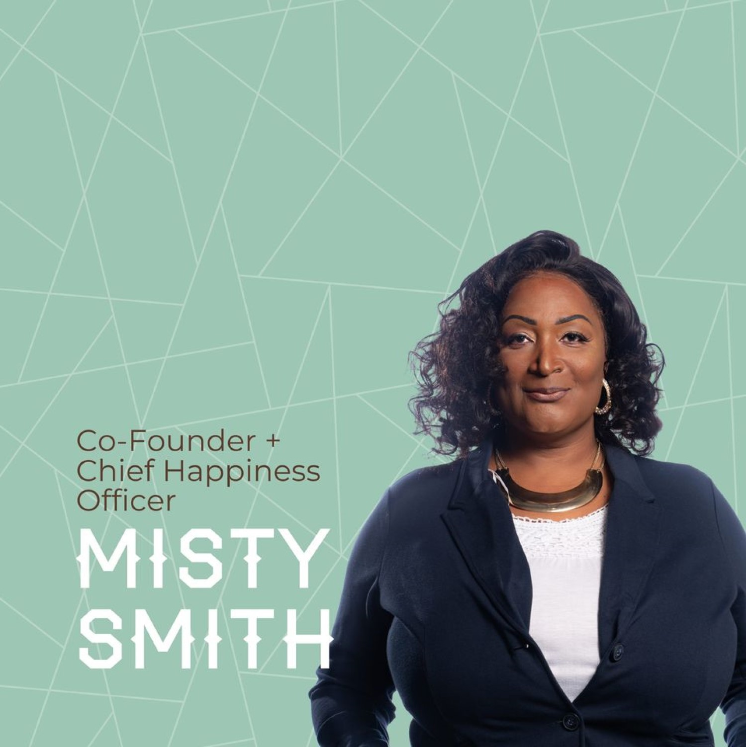 Misty Smith, CHO & Co-Founder of Bespoke Ventures and Investments, LLC DBA Bespoke Campgrounds