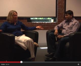 Conversation with Dharmesh Shah at hubspot