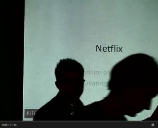 Netflix Culture of Innovation
