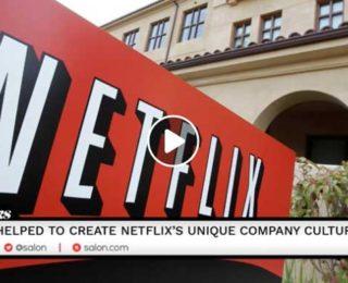 McCord helped to create Netfilx's unique company culture