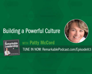 Building a Powerful Culture with Patty McCord