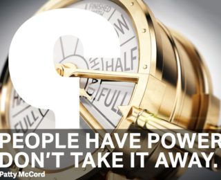 People Have Power. Don't Take It Away.