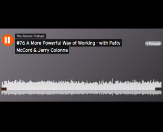 A More Powerful Way of Working – with Patty McCord