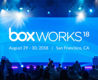 BoxWorks 2018 to Feature Industry Leaders Focused on the Blueprint for the Future of Work