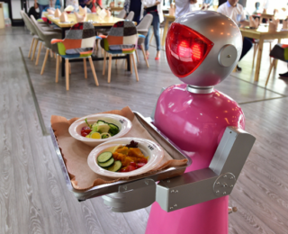 Forget the robots: It's still a people business