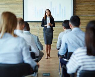 How Avoiding Speaking Opportunities Could Hurt Your Leadership Career