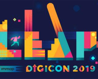 Digicon 2019 to go with L.E.A.P. theme