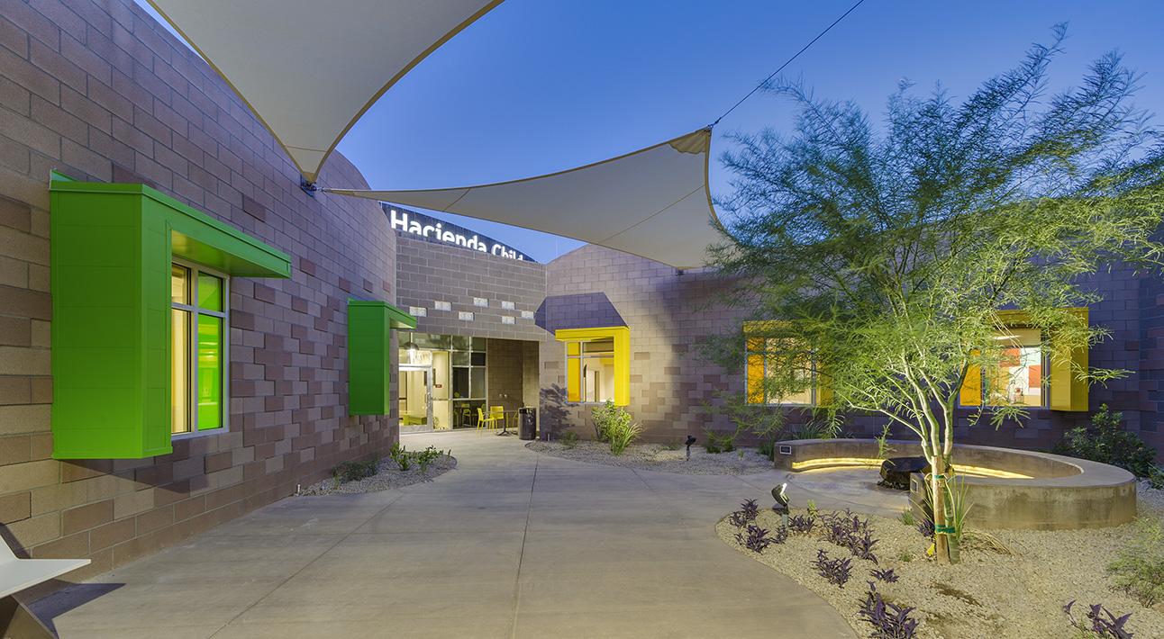hacienda children's hospital