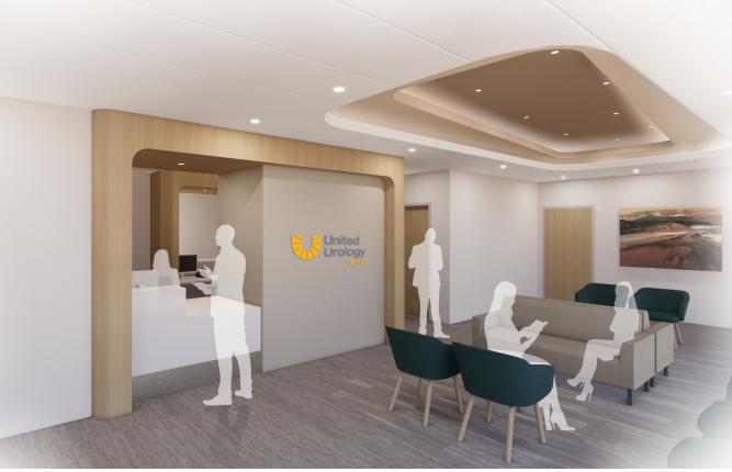 United Urology Group Lobby Tucson