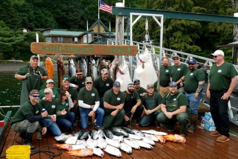 fishing in Craig Alaska