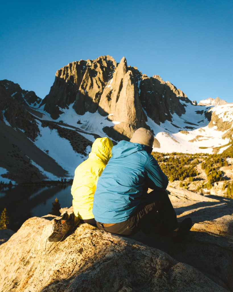 Couple's Backpacking to Big Pine