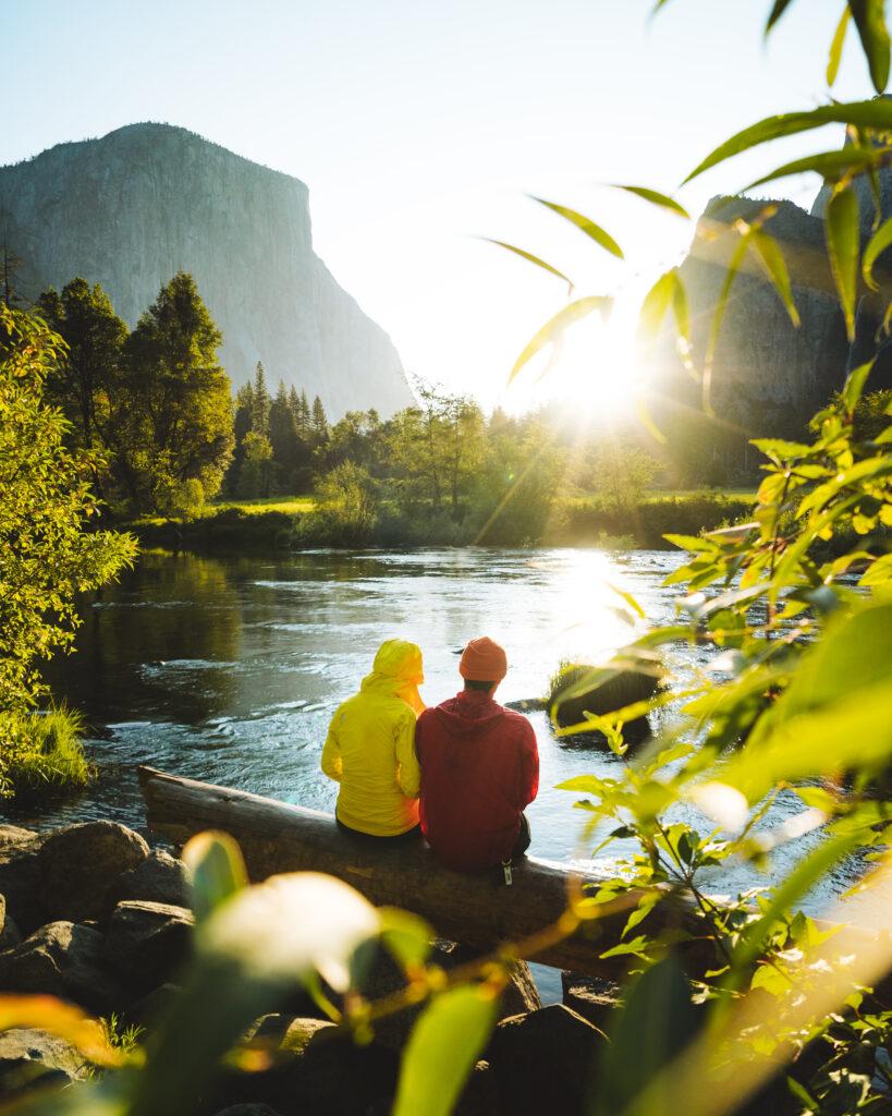 Weekend Getaway to Yosemite National Park at Sunrise