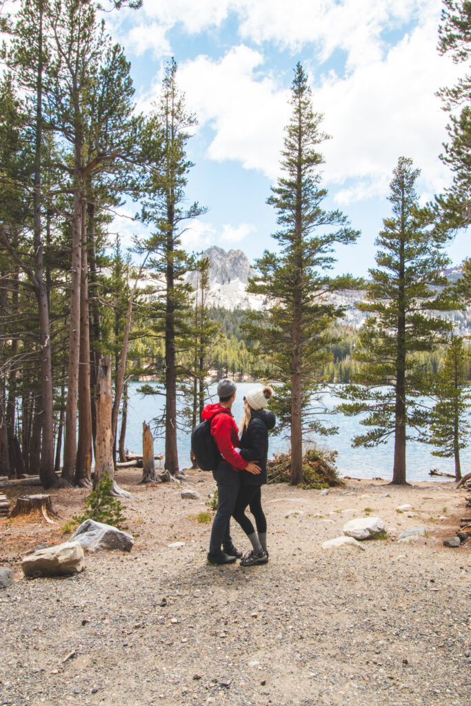 Mammoth Lakes Hike to Duck Pass