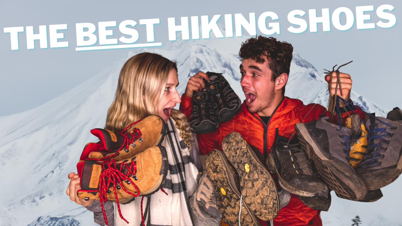 Best Hiking Shoes for Outdoor Adventures