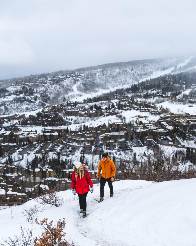 South Rim Trail Snowmass