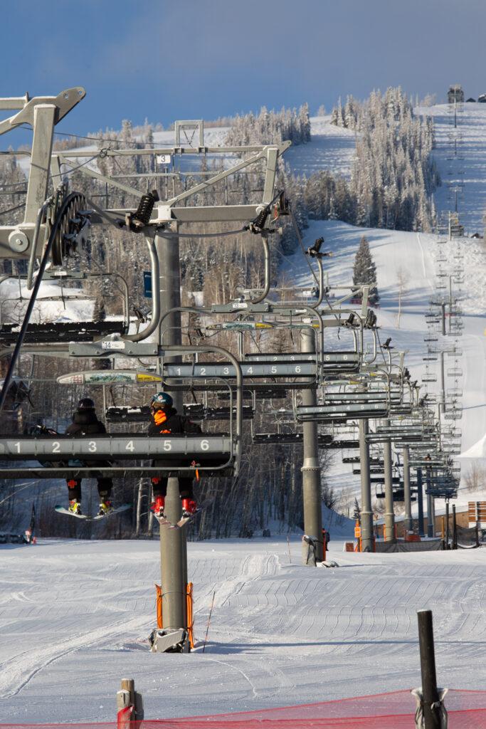 Ski Lift Snowmass Village