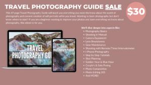 Best Beginner E-book for Travel Self Portrait Photography