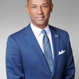 Portraits for Johnny C. Taylor, incoming CEO at the Society for Human Resource Management (SHRM)
