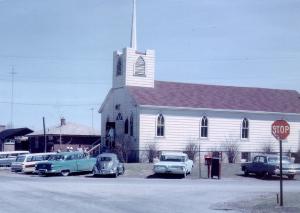 St. Mark's 1953