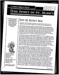 The Spirit of St. Mark