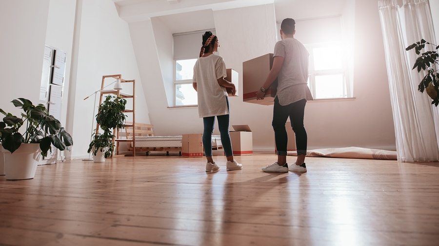 Say Good-bye To Renting, First Time Buyers